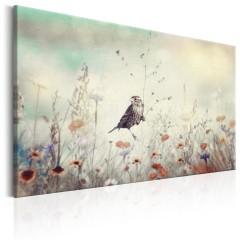 Artgeist Wandbild - Wild Meadow