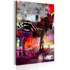 Artgeist Wandbild - Code of Modernity