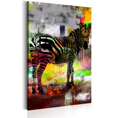 Artgeist Wandbild - Colourful Preserve