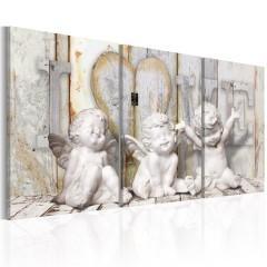 Artgeist Wandbild - Angelic Happiness