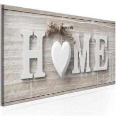 Artgeist Wandbild - Beloved Home