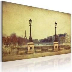 Artgeist Wandbild - Paris - Stadt der Träume