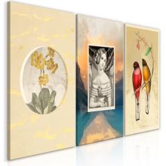 Artgeist Wandbild - Retro (Collection)