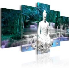 Artgeist Wandbild - Azure Prayer