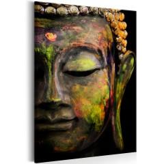 Artgeist Wandbild - Big Buddha