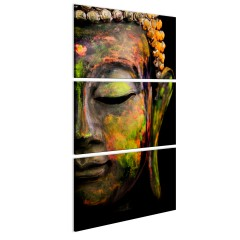 Artgeist Wandbild - Big Buddha I