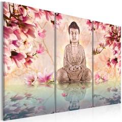 Artgeist Wandbild - Buddha - Meditation