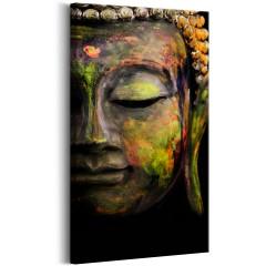 Artgeist Wandbild - Buddha's Face