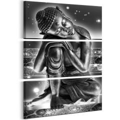 Artgeist Wandbild - Buddha's Fantasies