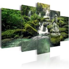Artgeist Wandbild - Forest Heaven