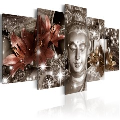 Artgeist Wandbild - Juwel der Meditation