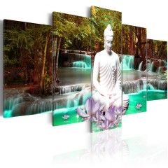 Artgeist Wandbild - Nature Sanctuary