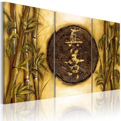 Artgeist Wandbild - Orientalisches Symbol