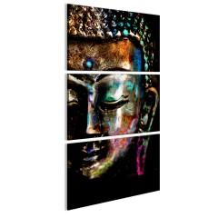Artgeist Wandbild - Peaceful Buddha