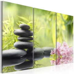 Artgeist Wandbild - Zen composition