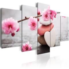 Artgeist Wandbild - Zen: Cherry Blossoms III