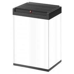 Hailo Big-Box Swing L, weiß, 35 Liter, Großraum-Abfallbox