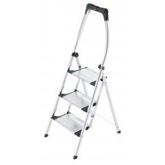Hailo K100 TopLine, 3 Stufen, Klapptritt mit Soft-Grip Sohle