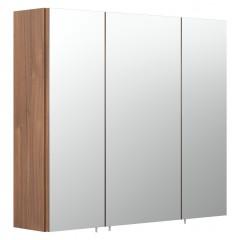 Posseik Spiegelschrank - multi-use - walnuss