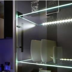 Posseik Glasbodenbeleuchtung - multi-use - alu